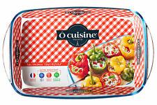 Ô cuisine Plat à  four rectangle en verre borosilicate 39 x 24 cm / 3,6 litres