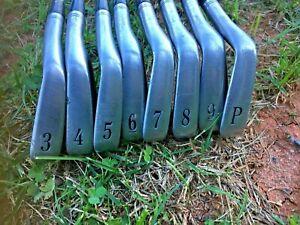 TITLEIST 755 Forged 3-PW Iron Set Tri-Spec Stiff Steel RH Men