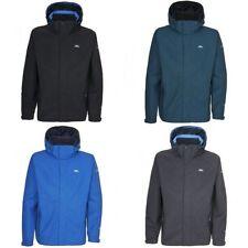 Polyamide Hooded Raincoats for Men