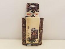 MOSSY OAK Stainless-Steel 8 oz Flask with Screw-Down Cap   Item # 5167783