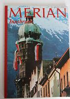 MERIAN Innsbruck Oktober 1975 Monatsheft Städte und Landschaften Campe