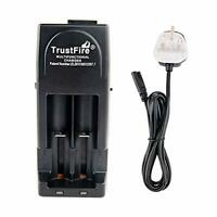 TrustFire TR-001 Battery Charger 3.0V and 4.2V for Rechargeable Batteries Li-ion