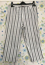 """womens size 16 marks and spencer cropped capri pants L 21"""" Ladies"""