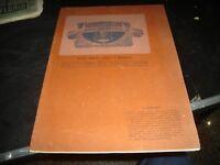 rivista d'arte e mondanità UNICA anno I° N. 2 - 30/8/1906 edita a CATANIA