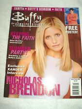 Buffy The Vampire Slayer UK Magazine Issue 9 June 2000
