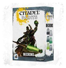 Citadel Paints: Necrons