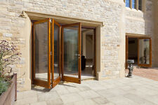 External Bi fold Kit for 3 doors going Left - for timber doors