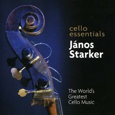 Janos Starker - Cello Essentials [New CD]