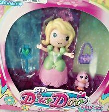 Mini Dizzy Doo Doll NIB Mini Lalaloopsy Princes Green Pink dress blue wand