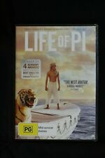 Life Of Pi -Suraj Sharma-Irrfan Khan-Gerard Depardieu-Ang Lee - R 4  (D481)