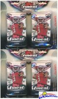 (10)2015 Topps Finest Football Factory Sealed HOBBY Hangers with 20 HOBBY Packs!