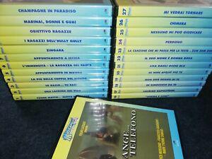I MUSICARELLI DEL CINEMA ITALIANO SERIE DVD 1/28 MANCA 11 e 14 - M1 - ZZ