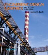 Engineering Design Graphics AutoCAD 2007 by James H. Earle (2007, Hardcover)
