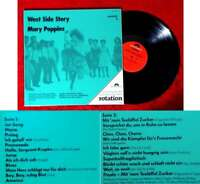 LP West Side Story / Mary Poppins (Polydor Rotation 2428 107) D