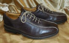 SANDRO - BROWN LEATHER CASUAL/BUSINESS SHOES - Men's Sz 13 -Excellent Condition!