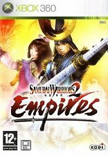 SAMURAI WARRIORS 2 EMPIRES        -----   pour X-BOX 360