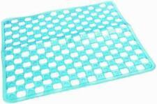 Immerse - SHOWERMAT PVC Transparent Blue 52x52cm