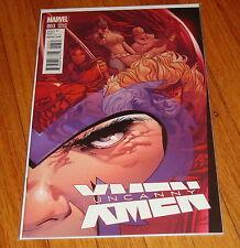 2016 Uncanny X-Men #3 Greg Land Magneto 1:25 Variant Edition 1st Print