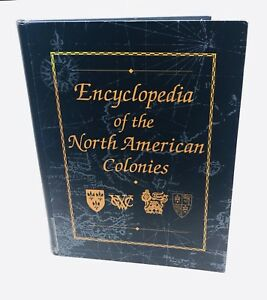 Encyclopedia of the North American Colonies Vol III  by Cooke
