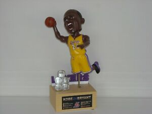KOBE BRYANT Los Angeles Lakers Bobble Head Special Edition Ringbase Edition New*