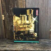 VINTAGE TRAIN CATALOG LGB 1993/1994 Catalog -25 Years of the World of LGB