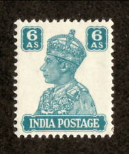 India--#177 MNH--1941 King George VI