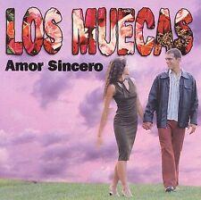 Los Muecas : Amor Sincero CD