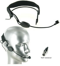 Noise Cancelling Headset Mic Microphone for AKG/Samson WMS Wireless Samson CT3