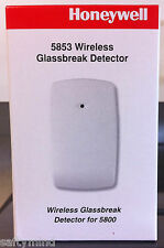 Brand New Honeywell 5853 Wireless Glassbreak Detector for Any Lynx Plus, Touch