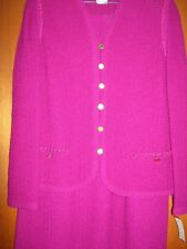 Castleberry Suit NWT Size 8  Fuschia ~ NOS