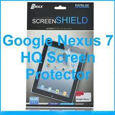 Vmax Ultra Clear Anti-Scratch HQ Jap PET Screen Protector for Google Nexus 7