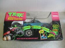 VINTAGE 1992 TONKA TX RC TOTAL CONTROL MONSTER TRUCK IN ORIGINAL BOX