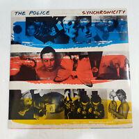 The Police Synchronicity Original 1983 Vinyl LP A&M Records SP 3735