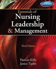 Essentials of Nursing Leadership and Management (with Premium Web Site...