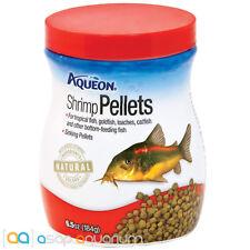 Aqueon Shrimp Pellets Fish food 6.5 oz Jar Fast Free USA Shipping
