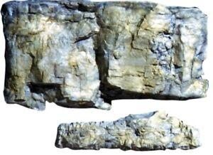 HO/N Scale - Rock Mold -  Strata Stone  Woodland Scenics WOO-C1239