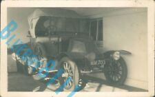 1912 Renault 8 hp  1960's  Dealers Stock  photo 5.5 x 3.5 inches