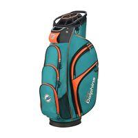 Wilson Staff - New NFL Cart Golf Bag - Miami Dolphins 2019