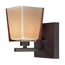 ELK Lighting 11436/1 Serenity 1 Light 5 inch Oiled Bronze Bath Bar Wall Light