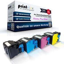 4x Rigenerate Toner per Konica Minolta Magicolor 4750 En 4750DN Stampante