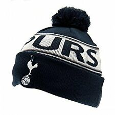 Tottenham Text Cuff Knitted Hat - Multi-Colour