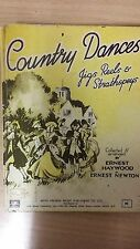 Country Dances: Jigs, Reels And Strathspays: Haywood + Newton: Music Score (E2)