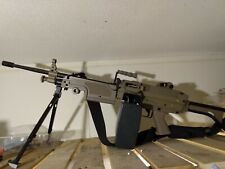 New listing M249 Middleweight Lmg THE REAL M249