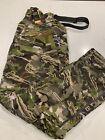NEW SZ 5XL Men Under Armour Grit Bib Ridge Forest Camo Hunting Pants 1316872-940