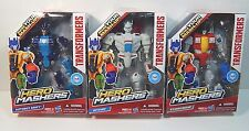 Transformers Hero Mashers Lot Of 3 Jetfire, Drift, Starscream Figures New