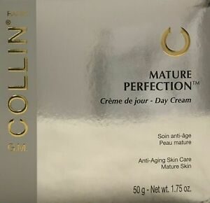 G.M. Collin Mature Perfection Day Cream - 50 g / 1.8 oz New in Box EXP 6/2023