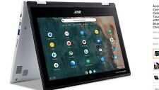 """New listing Acer Chromebook Spin 311 Convertible Laptop, Intel Celeron N4020, 11.6"""" Hd Touch"""