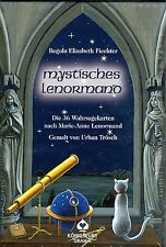 MYSTISCHES LENORMAND - Regula E. Fiechter BUCH - NEU OVP