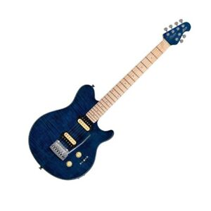 Sterling by Music Man AXIS Electric Guitar Neptune Blue