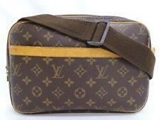 Louis Vuitton Shoulder Cross Body Bag Reporter PM Monogram M45254 10160401100 G